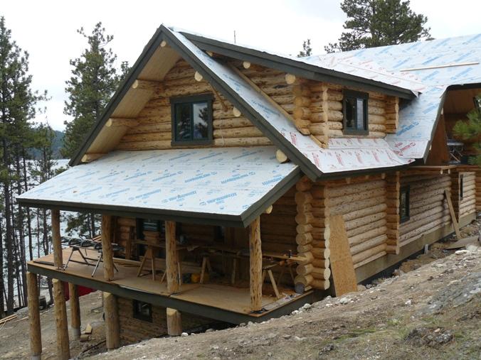Preparing for metal roofing