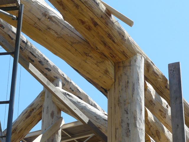 Log Jointery