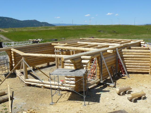 Loft Structure 7/15/13
